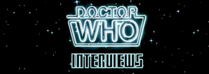 Doctor Who Interviews banner