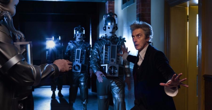 The original Mondasian Cybermen return to Doctor Who as filming begins on the final block of the forthcoming series